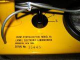 Lionel CD V-700 Geiger Counter