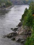 le début du fjord