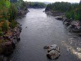 la rivière Saguenay