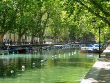 le canal d'Annecy