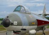 Hawker Hunter Helvétique
