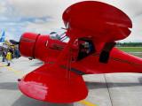 les ailes du Beechcraft