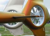 Rotor arrière