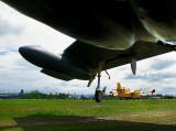 atterrissage du B-52