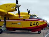 Canadair,  lutte anti-incendie