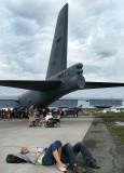 la queue du B-52
