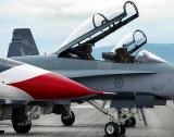 nez rouge du F-16