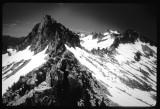 Wedding Cake and Man-on-Rock Pass - Trinity Alps