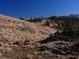 Big Ridge view along PCT