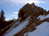 North Buttress of Kings Castle
