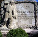 Stinesville, home of limestone