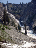 Grizzly lake water fall
