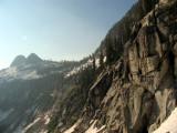 Mirror Lake Ledge route to Kalmia Pass