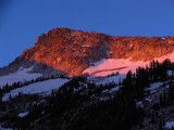Sunrise on Thompson Peak