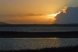 Sunset Over The Loch of Harray