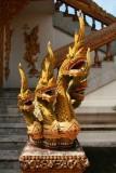 Dragons at Wat Buparum, Chiang Mai