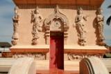 Wat Prah Singh carvings, Chiang Mai