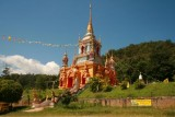 Temple in Doi Inthanon National Park
