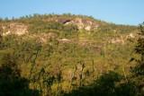Cliffs near Doi Inthanon