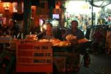 Food stall on Khao San Road