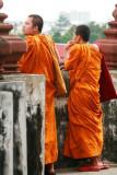 Monks at Wat Arun