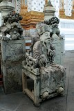 Oriental statue, Bangkok