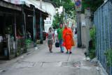 Locals in Thonburi