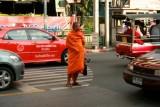 Monk in Thonburi