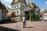 Paul at Grand Palace