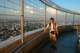 Paul at Baiyoke Tower