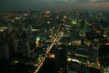 Siam Square at night, Bangkok