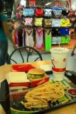 Underwear in McDonalds!