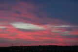 Silky Clouds at Sundown, Gomersall