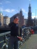 Handman does Amsterdam