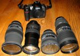 Digital Camera Gear