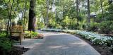 Garden Bench MERCER GARDENS