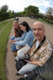 Picnic at Kensington Park