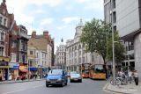 Street Scene near Kensington Gardens