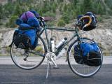 290  Chris - Touring Colorado - Trek 520 touring bike