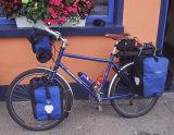 109  Martin - Touring Ireland - Roberts Roughstuff touring bike