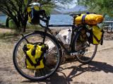 282    Gil - Touring Arizona - Surly Cross Check touring bike