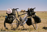 289    Sergio - Touring Mongolia - FRW Big Bear touring bike