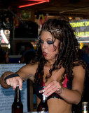 Bar Maid, Full Throttle Saloon