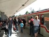 Tbilissi metro - Didube station
