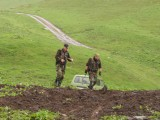 Svaneti - armed escort