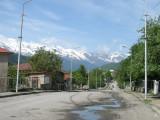 Mestia - main street