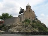 Tbilissi - Metekhi church