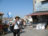 Istanbul - Chinese (?) tourist guide