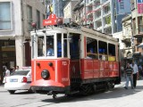 Istanbul - Istiklal Caddesi (Independence Avenue)