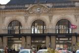 St Die station building closeup